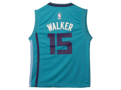 Charlotte Hornets Kemba Walker Youth NBA Revolution 30 Jersey
