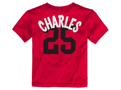 Kansas City Chiefs Jamaal Charles NFL Kids Mainliner Player T-Shirt