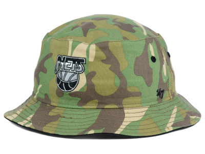 New Jersey Nets '47 NBA HWC Woodrow Bucket