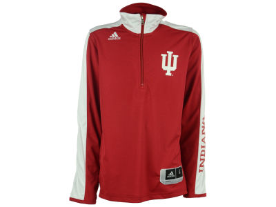 Indiana Hoosiers NCAA Youth On Court Long Sleeve Shooter Shirt