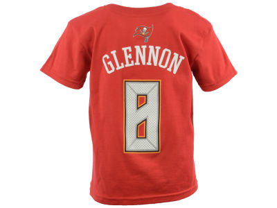 Tampa Bay Buccaneers Mike Glennon NFL Toddler Mainliner Player T-Shirt