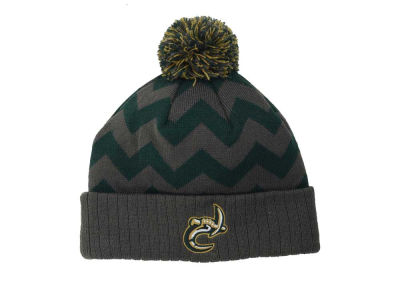Charlotte 49ers Top of the World NCAA Chevron Pom Knit