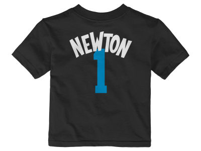 Carolina Panthers Cam Newton Outerstuff NFL Infant Whirlwind Player T-Shirt