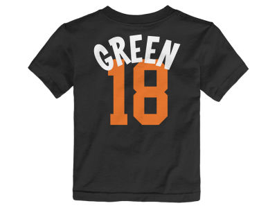 Cincinnati Bengals A. J. Green NFL Infant Whirlwind Player T-Shirt