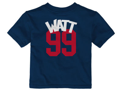 Houston Texans J.J. Watt NFL Infant Whirlwind Player T-Shirt