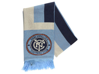 New York City FC Jaquard Scarf