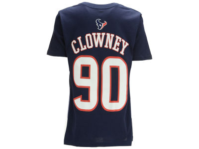 Houston Texans Jadeveon Clowney Outerstuff NFL Youth Mainliner Player T-Shirt