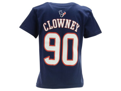 Houston Texans Jadeveon Clowney  NFL Kids Mainliner Player T-Shirt