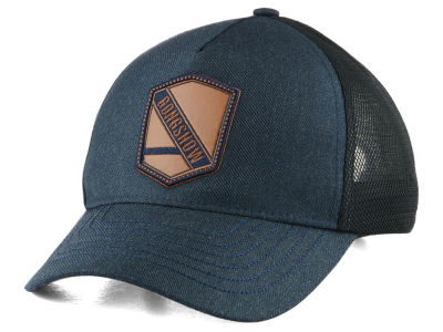 Gong Show Elite Weapon Blue Snapback Hat