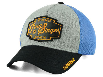 Gong Show Iron Singer Snapback Hat
