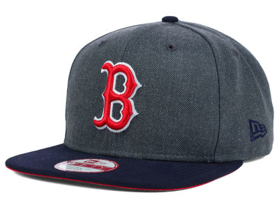 Boston Red Sox New Era MLB 2 Tone Action Original Fit 9FIFTY Snapback Cap