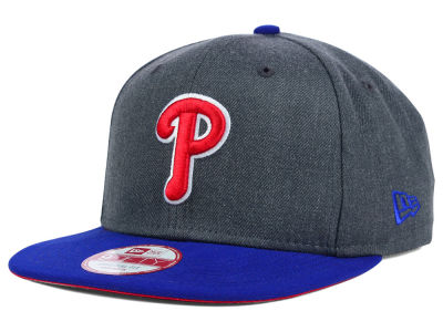 Philadelphia Phillies New Era MLB 2 Tone Action Original Fit 9FIFTY Snapback Cap