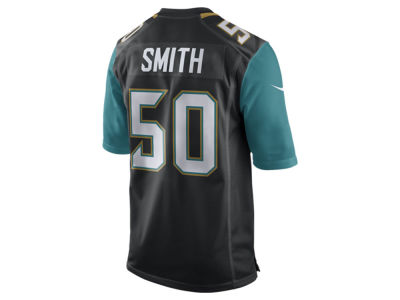 Jacksonville Jaguars Telvin Smith Nike NFL Men's Game Jersey