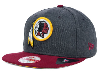 Washington Redskins New Era NFL 2 Tone Action Original Fit 9FIFTY Snapback Cap