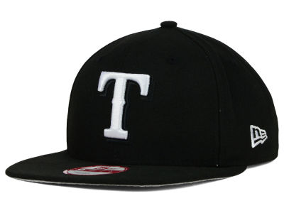 Texas Rangers New Era MLB Practice Original Fit 9FIFTY Snapback Cap