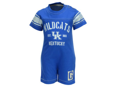 Kentucky Wildcats NCAA Infant Stripe Romper