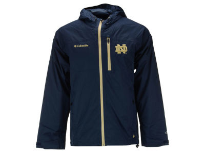 Notre Dame Fighting Irish NCAA Men's Hail Tech Full Zip Jacket