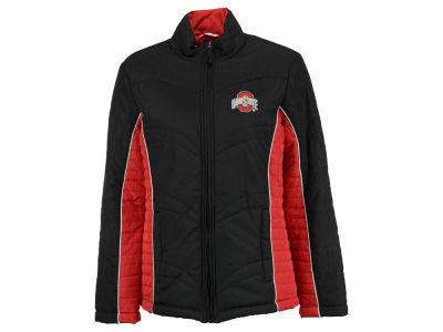 Ohio State Buckeyes GIII NCAA Women's Touchdown Full Zip Jacket