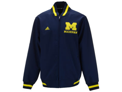 Michigan Wolverines adidas NCAA Men's Sports Jacket