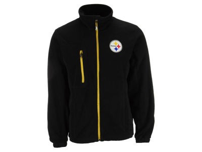 Pittsburgh Steelers GIII NFL Men's Facemask Jacket