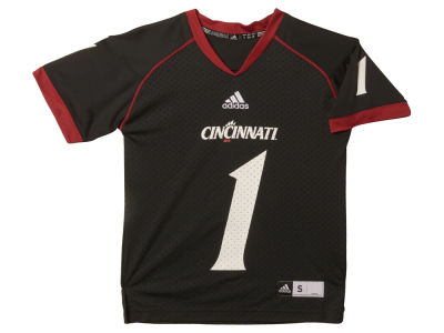 Cincinnati Bearcats adidas NCAA Youth Replica Football Jersey