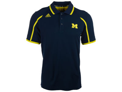 Michigan Wolverines adidas NCAA Classic Polo