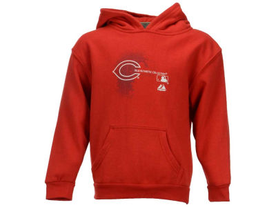 Cincinnati Reds MLB Youth Authentic Hoodie
