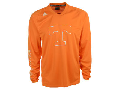 Tennessee Volunteers adidas NCAA Long Sleeve Shoot T-Shirt