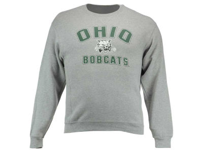 Ohio Bobcats NCAA Men's Long Sleeve Crew Sweatshirt