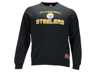 Pittsburgh Steelers NFL Men's Long Sleeve Crew Sweatshirt