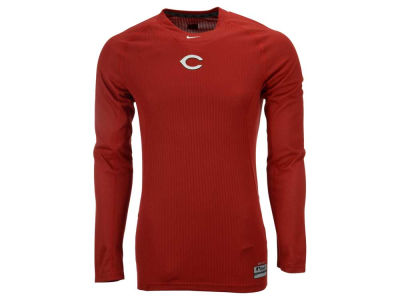 Cincinnati Reds Nike MCAA Men's Dri Thermal Long Sleeve Shirt