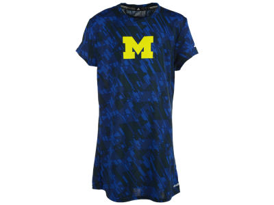 Michigan Wolverines adidas NCAA Women's Endurance Long T-Shirt