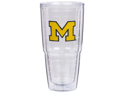 Michigan Wolverines 24oz Tervis Tumbler