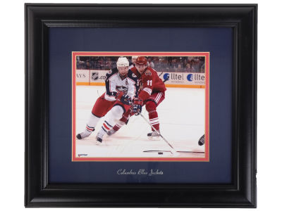 Columbus Blue Jackets 8X10 Framed Photo