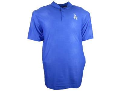 Los Angeles Dodgers Nike Golf MLB Men's Key Embossed Polo Shirt