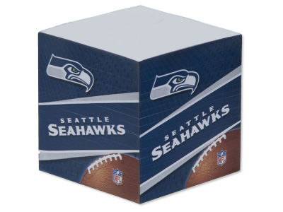 Seattle Seahawks Sticky Note Cube