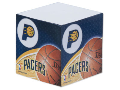 Indiana Pacers Sticky Note Cube
