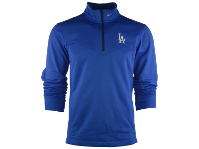Los Angeles Dodgers Nike Golf MLB Men's Half Zip Therma Fit Pullover Shirt