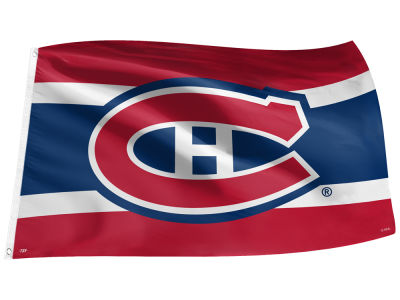 Montreal Canadiens Flag - 3' X 5'