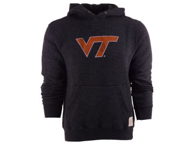 Virginia Tech Hokies Retro Brand NCAA Triblend Hoodie