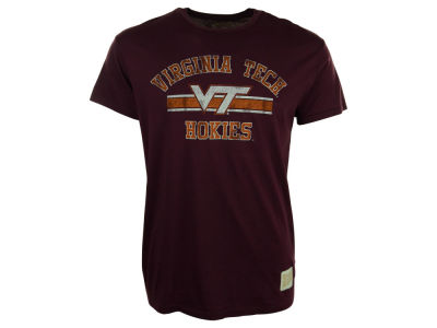 Virginia Tech Hokies Retro Brand NCAA Vintage Super Soft T-Shirt