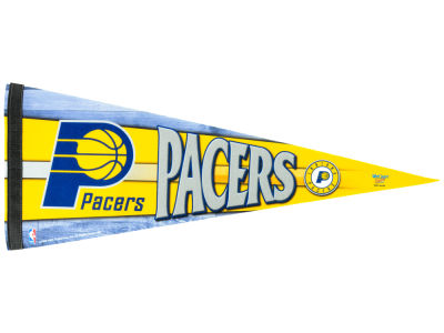 Indiana Pacers 12x30in Pennant