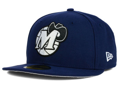 Dallas Mavericks New Era NBA HWC Back To Basic 59FIFTY Cap