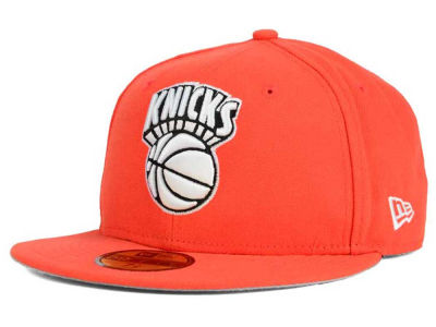 New York Knicks New Era NBA HWC Back To Basic 59FIFTY Cap