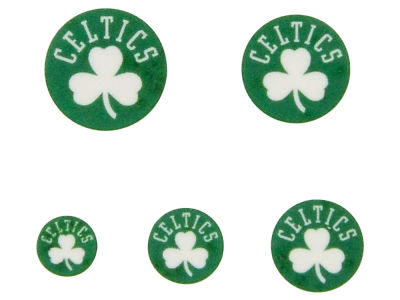 Boston Celtics Tattoo Nail
