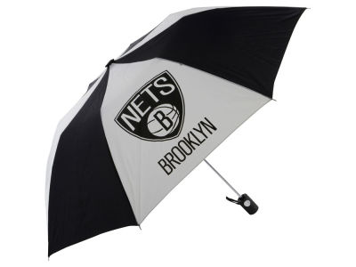 Brooklyn Nets Automatic Folding Umbrella