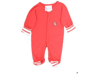 North Carolina State Wolfpack NCAA Infant Striped Footed Creeper