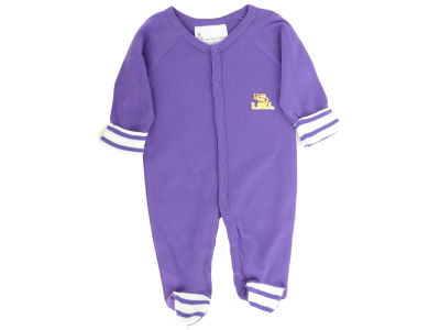 LSU Tigers NCAA Infant Striped Footed Creeper