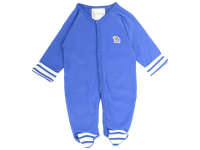 Kansas Jayhawks NCAA Infant Striped Footed Creeper