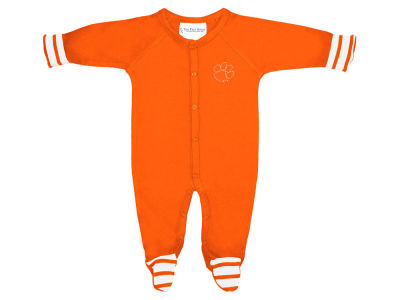 Clemson Tigers NCAA Infant Striped Footed Creeper